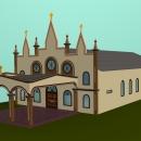 Ground-Breaking Ceremony of New Church
